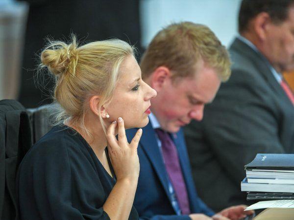Landtagsabgeordnete Nicole Hosp (FPÖ).Oliver Lerch