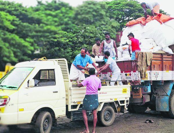 Nach einem Hochwasser wurden vor drei Jahren Hilfsgüter in Kerala verteilt – finanziert mit Spenden aus Vorarlberg.