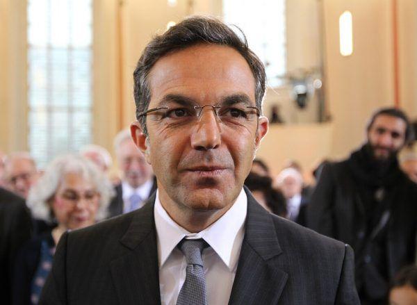Navid Kermani. AFP