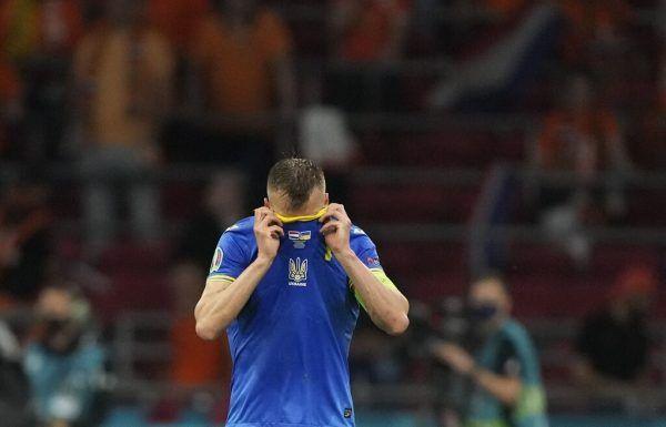 Noch müssen sich die Ukrainer nicht verstecken. Ein Sieg ist allerdings Pflicht.ap