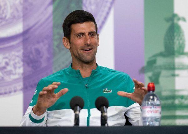 Novak Djokovic nimmt die Favoritenrolle ein.apa