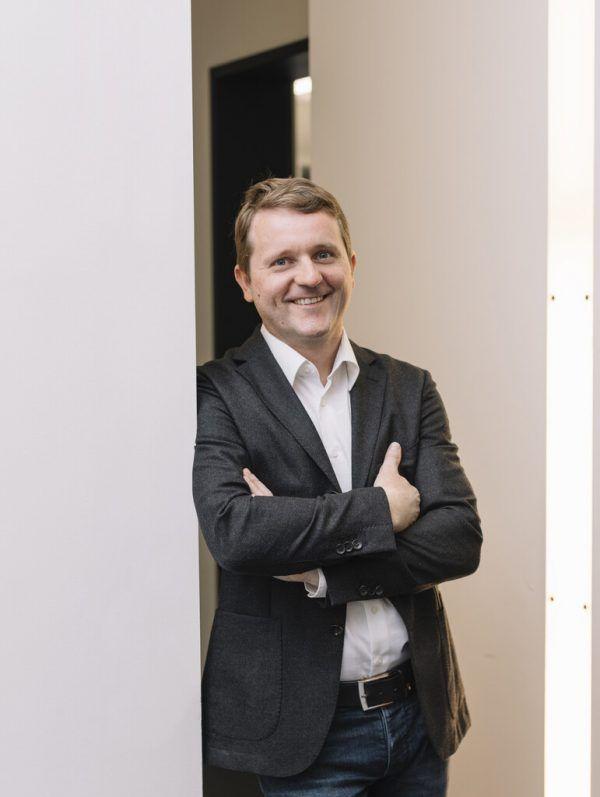 PR-Berater und Geschäftsleiter MMag. Bernhard Tschann. ikp Vorarlberg/Nina Bröll