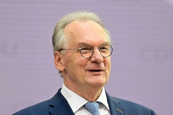 Reiner Haseloff ist seit zehn Jahren Ministerpräsident.AFP