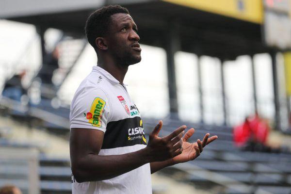 Samuel Oum Gouet verlässt den SCRA. GEPA