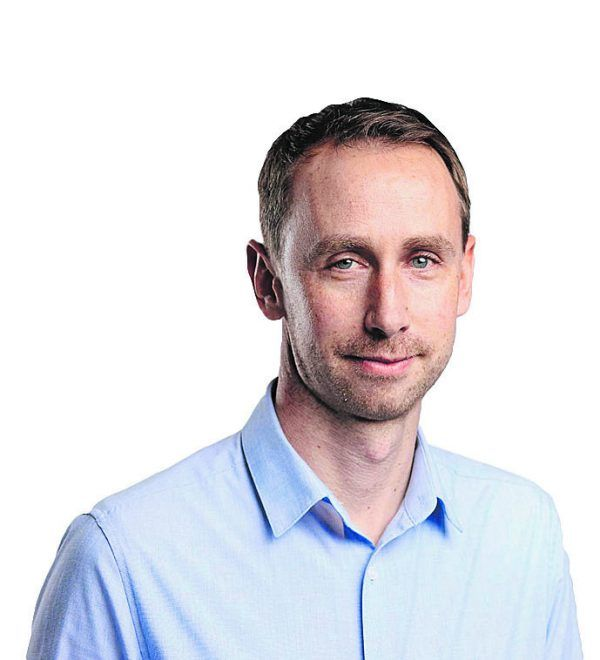 Stadtvertreter Christian Fiel (VP).ÖVP