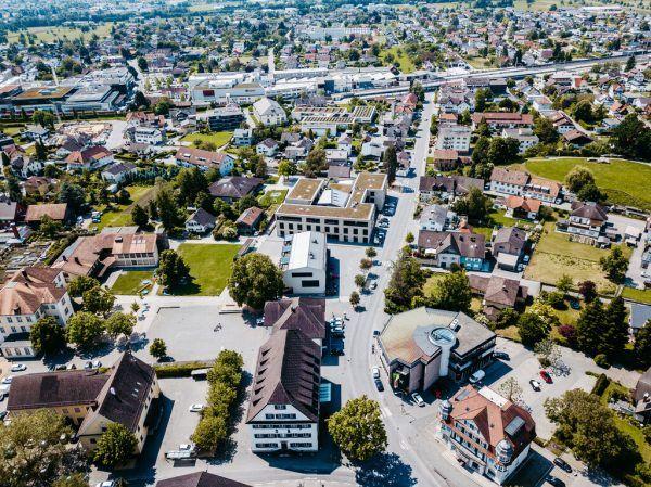 Standort Neubau Kleinkindbetreuung Markt