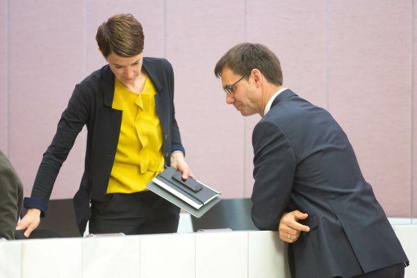 Susanne Sonntag war 15 Jahre lang Büroleiterin von Markus Wallner.Philipp steurer (2)
