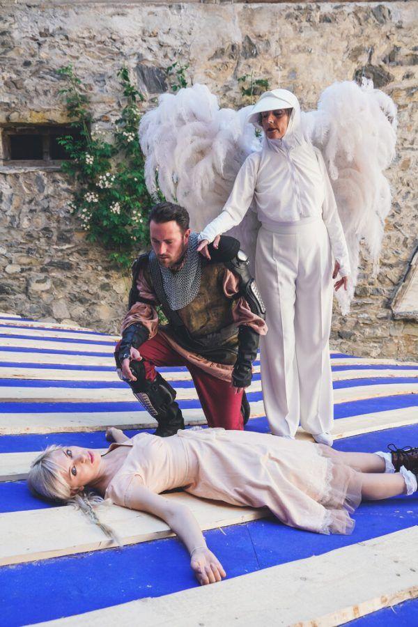 Theateraufführungen auf der Burg. Veranstalter