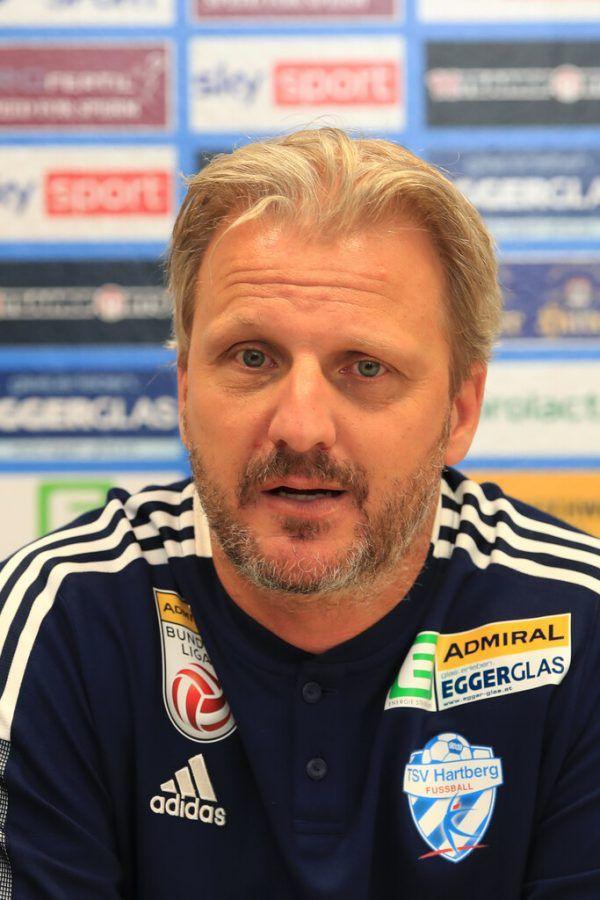 TSV Hartberg braucht nun einen Nachfolger für Markus Schopp.gepa