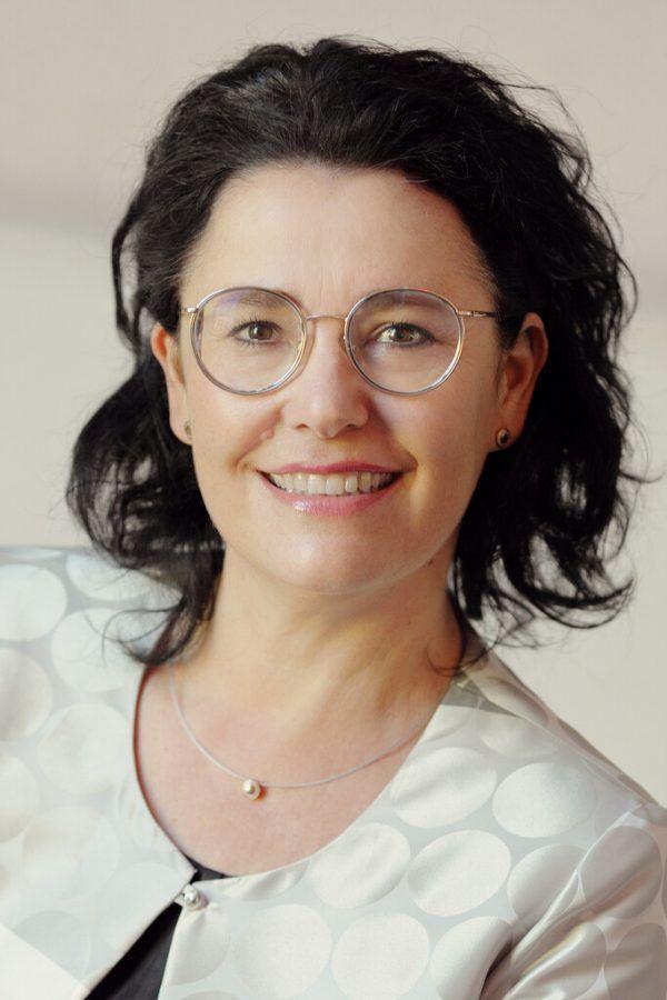 Ubit-Fachgruppenobfrau Benedicte Hämmerle. WKV
