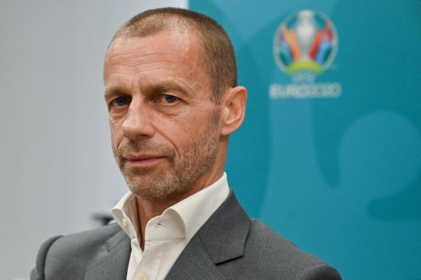 UEFA-Präsident Aleksander Ceferin erklärte das Ende der Auswärtstorregel. apa