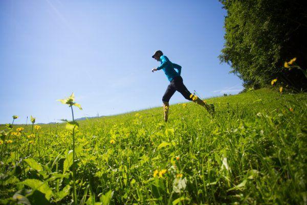 Verschiedene Maßnahmen sollen dafür sorgen, dass sich die Bevölkerung wieder mehr sportlich betätigt.Vorarlberger Landtag/Serra (2), Hartinger