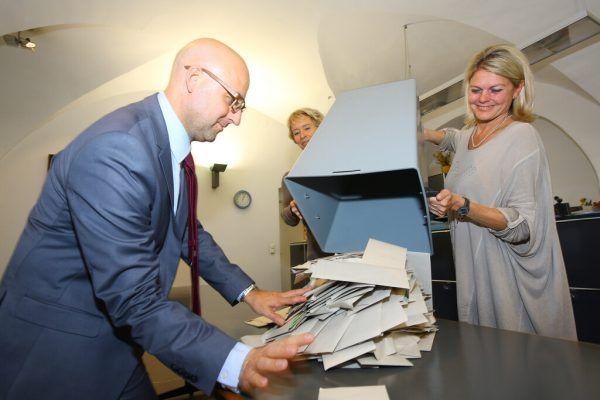 Volksabstimmungen wird es in Zukunft wohl nur noch auf Beschluss der Gemeindevertretungen geben.Bernd hofmeister