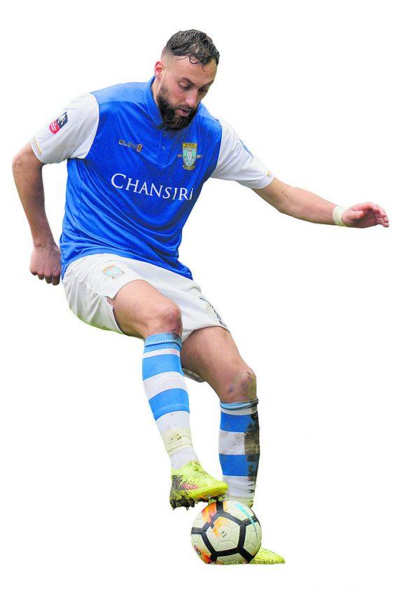 Vor Zypern verbrachte Atdhe Nuhiu seine Jahre in der zweiten englischen Liga. reuters