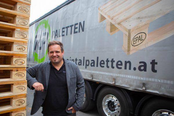 """""""Wir werden unser operatives Geschäft am Stammsitz konzentrieren"""", erklärt der geschäftsführende Gesellschafter Hubert Kräutler.Hartinger"""