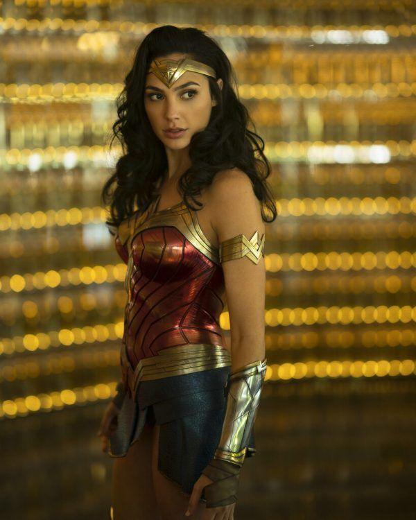 Wonder Woman in den 80ern.
