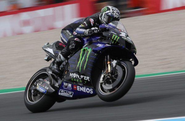 Yamaha-Fahrer Vinales steht vor einem Wechsel zu Aprilia. reuters