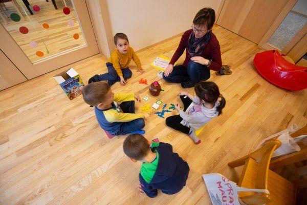 16.800 Kinder werden in Vorarlberg werden außerhäuslich betreut. Hartinger