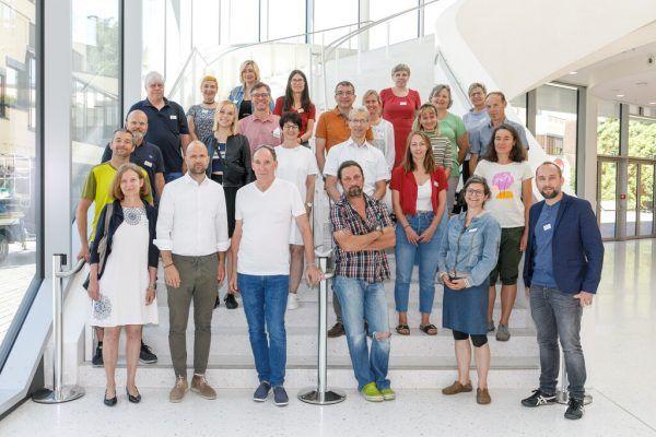 23 Bürgerinnen und Bürger haben am Bürgerrat teilgenommen. VLK (2)