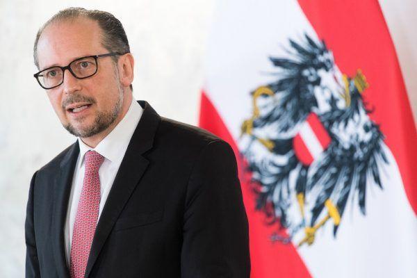 Außenminister Alexander Schallenberg.Michael Gruber