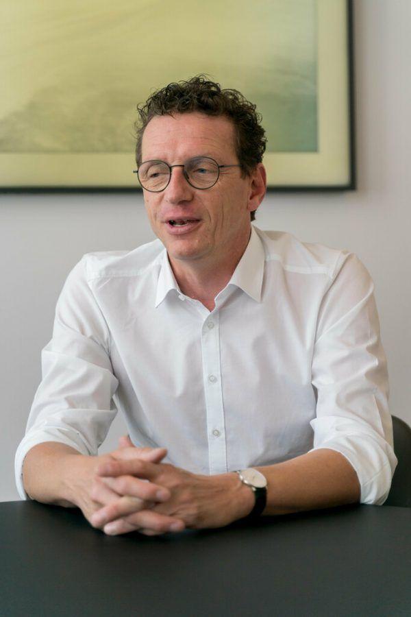 Bürgermeister Markus Giesinger.Stiplovsek