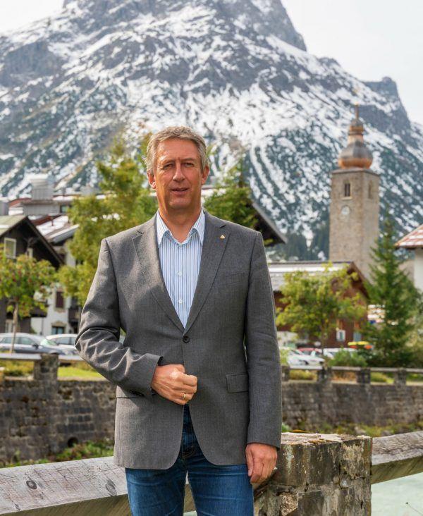 Bürgermeister Stefan Jochum.Stiplovsek