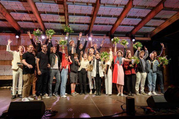 """Der Preis des ORF Vorarlberg wird mit Marke Vorarlberg, """"Wann & Wo"""" und dem poolbar-Festival realisiert. Matthias Rhomberg"""