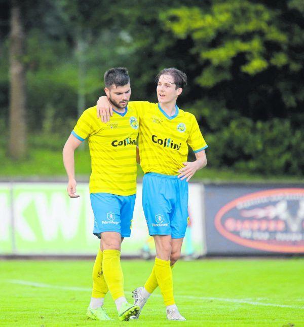 Die Emser konnten im ÖFB-Cup gleich sieben Mal jubeln und wollen heute nachlegen.Klaus Hartinger