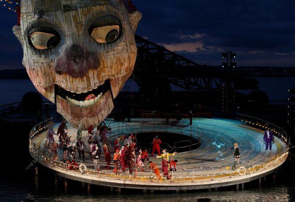 Die Festspiele sollten auch in diesem Sommer wieder zum Tourismusmagnet werden.Bregenzer Festspele/Karl Forster