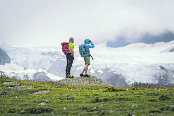 Die meisten Vorarlberg-Urlauber zieht es wohl in die Berge.Vorarlberg Tourismus/dietmar Denger, Kleinwalsertal Tourismus, Lech Zürs Tourismus