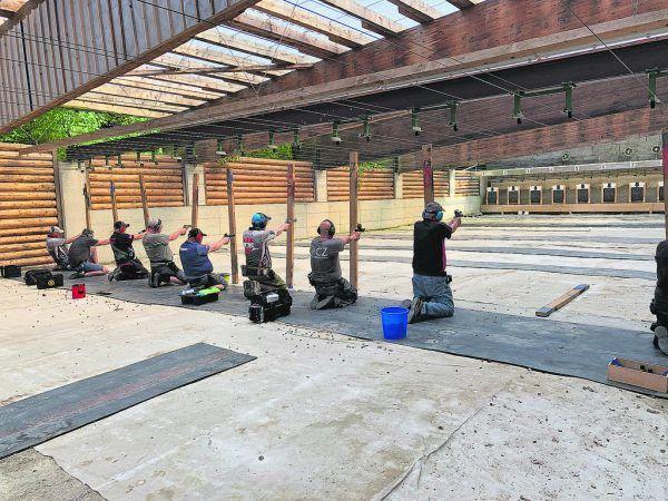 Die Vorarlberger Schützen zeigten sich bei den Staatsmeisterschaften in Hopfgarten sehr gut in Schuss. Susanne Paar