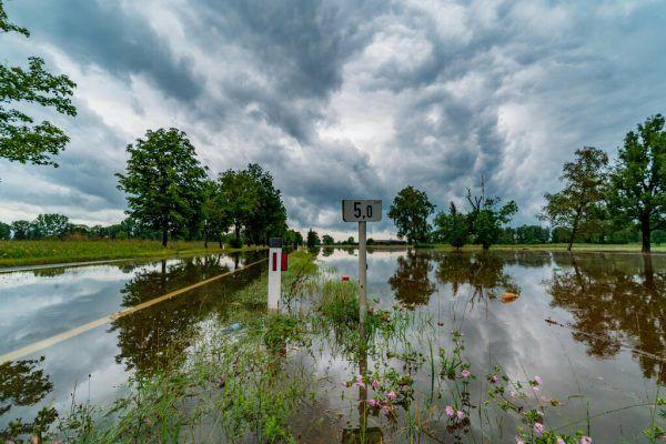 Experte Thomas Blank zufolge ist zwar eine Zunahme der Wetterextreme zu verzeichnen, nicht jedoch der durchschnittlichen jährlichen Niederschlagsmenge. Stiplovsek (2)