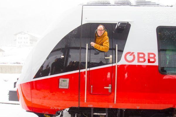 Im März 2019 trudelte der erste Talent-3-Zug in Vorarlberg ein – das war es dann aber auch schon.Klaus Hartinger