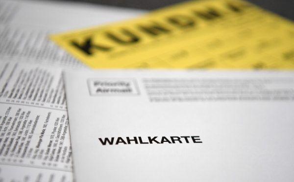 In Bludenz wurde erneut wegen Wahlkarten ermittelt.APA/ROLAND SCHLAGER