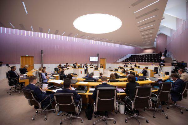 Der Landtag tritt heute erstmals nach der Sommerpause wieder in Bregenz zusammen.Hartinger