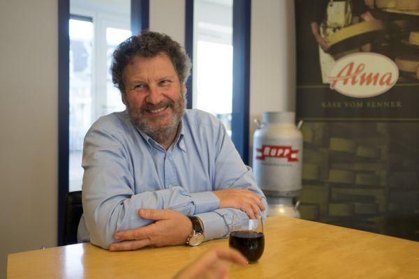 Josef Rupp ist seit 2012 Mitglied des Vorstandes der Alpla Privatstiftung.Klaus Hartinger