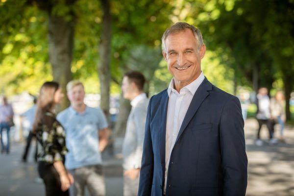 Markus Linhart wird Bregenzer Ehrenbürger. ÖVP