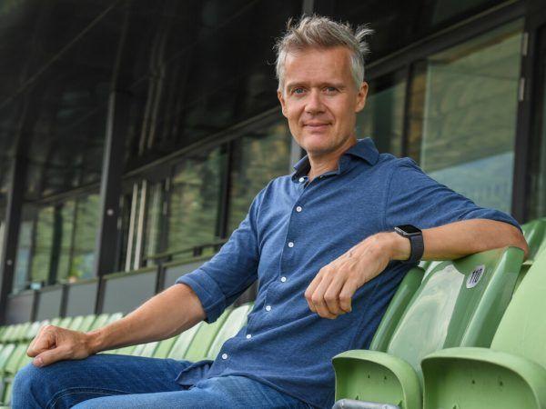 """Michel van der Aa ist mit """"Upload"""" in Bregenz zu Gast.Oliver Lerch"""