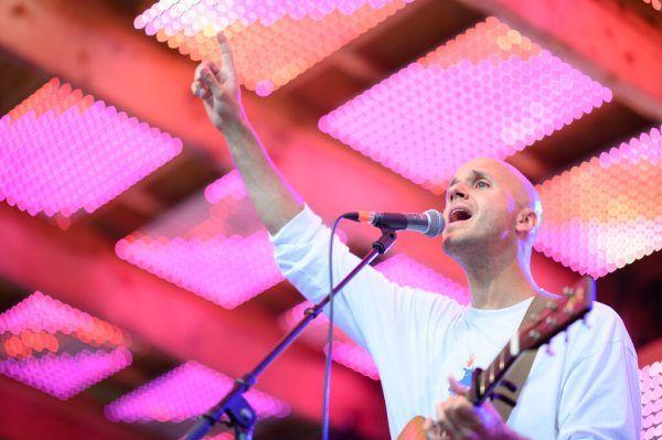 Milow sorgte am Wochenende im Feldkircher Reichenfeld für Summer-Feeling.matthias Rhomberg