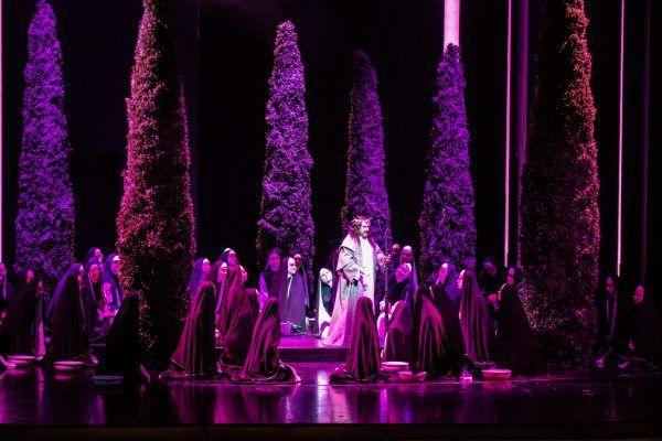 """""""Nero"""" feierte am Mittwoch Premiere auf der Bühne im Großen Saal. Philipp Steurer (3)"""