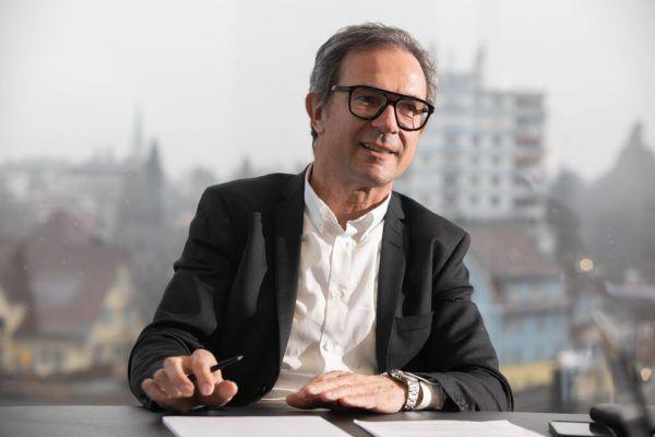 Prisma-Vorstand Bernhard Ölz.KH