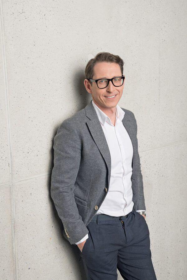 Spartenobmann Dieter Bischnau. clavis