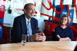 Ex-Neos-Chef Matthias Strolz berät den Bildungsminister