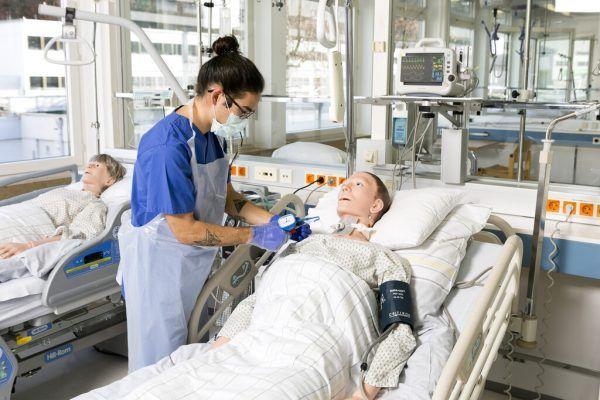 Wer einen Gesundheits-, Pflege- oder Sozialberuf ausüben will, muss in Zukunft geimpft sein.Mathis
