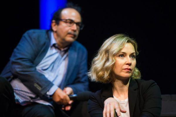 "Zu Besuch bei ""Nero"": Svetlana Aksenova und Olivier Tambosi.Philipp Steurer (4)"