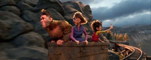 Abenteuer mit Bigfoot Junior.