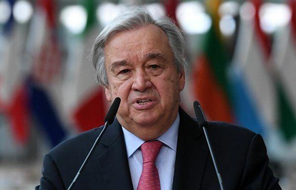 Antonio Guterres.APA/AFP