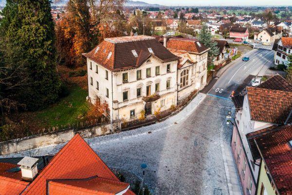 Auf dem Rosenthal-Areal entsteht das neue Rathaus. Michael Gunz