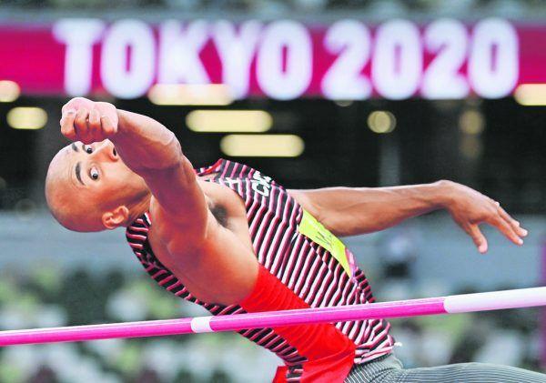Damian Warner und Nafissatou Thiam sind in Tokio auf dem Weg zu Mehrkampf-Gold.Reuters, AP