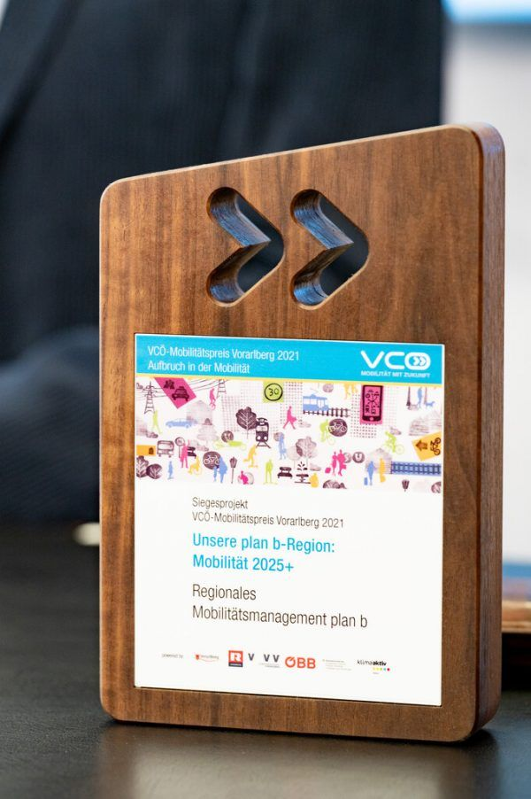 Der Mobilitätspreis wird alljährlich vergeben. VLK/Serra